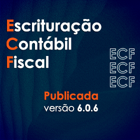 Escrituração Contábil Fiscal