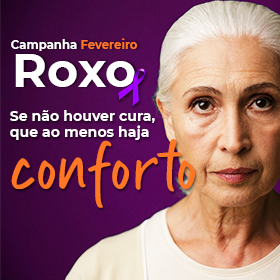 Campanha Fevereiro Roxo