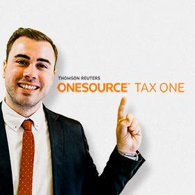 Controle e reduza os custos e riscos fiscais da sua empresa com o ONESOURCE Tax One