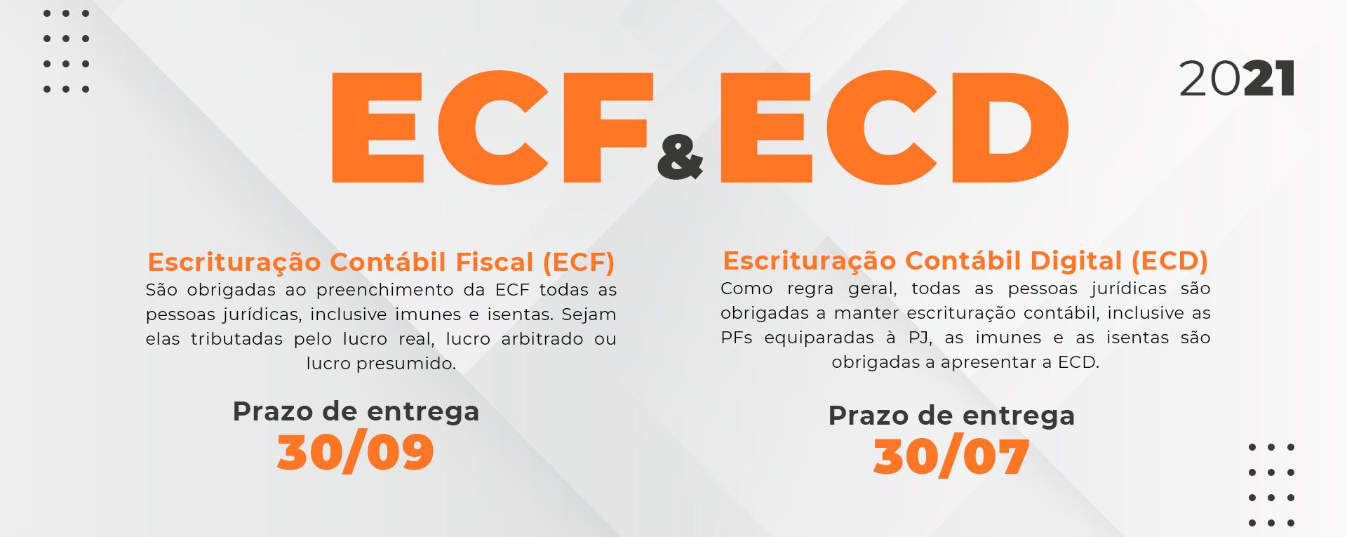 ECD/ECF 2021